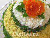 Миниатюра к статье Печёночный торт из говяжьей печени: 7+ оригинальных рецептов с фото