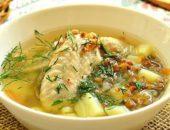 Миниатюра к статье Гречневый суп с курицей: 10+ лучших рецептов