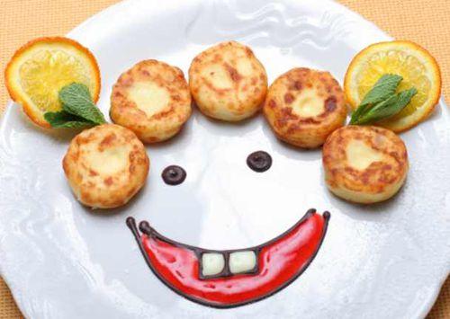 пп сырники на сковороде калорийность