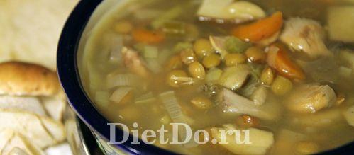 суп с чечевицей и картофелем рецепт с мясом в мультиварке