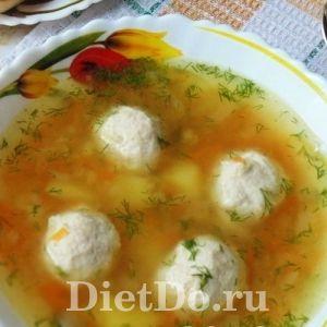 суп с чечевицей и картофелем рецепт с фрикадельками