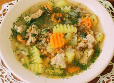 суп с чечевицей и картофелем рецепт с мясом