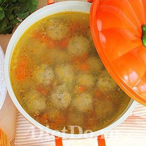 Миниатюра к статье Самый вкусный суп с фрикадельками: ТОП-11 рецептов для детей и взрослых