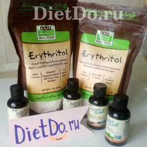 заменитель сахара эритритол