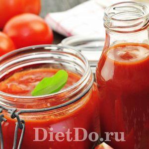 кетчуп из помидоров на зиму пальчики оближешь сладкий