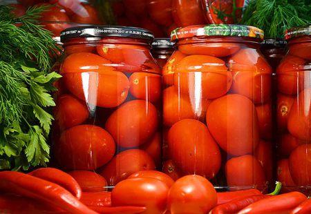 Миниатюра к статье Маринованные помидоры с лимонной кислотой — ТОП-6 рецептов на зиму в банках