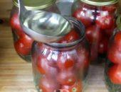 Миниатюра к статье Как мариновать сладкие помидоры на зиму в банках с уксусом и без: 10+ рецептов