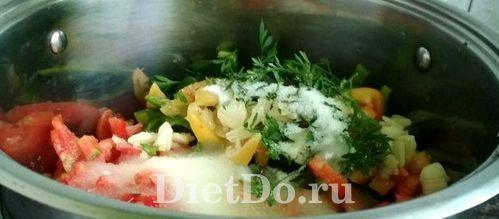 салат из цветной капусты на зиму рецепт без стерилизации