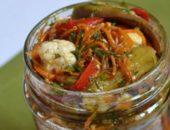 Миниатюра к статье Салат из цветной капусты на зиму: 11+ простых рецептов с фото пошагово