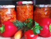 Миниатюра к статье Как приготовить салат с рисом на зиму: ТОП-7 рецептов с фото пошагово