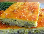 Миниатюра к статье Как приготовить заливной пирог с капустой в духовке: 10 быстрых и вкусных рецептов