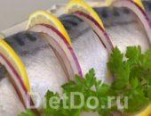 Миниатюра к статье Очень вкусная маринованная скумбрия в домашних условиях — ТОП-8 рецептов
