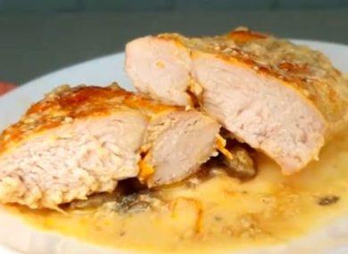 куриная грудка на сковороде рецепты с фото простые и вкусные