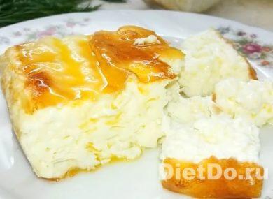 Миниатюра к статье Как приготовить диетический омлет в духовке — 4 рецепта из белков, целых яиц и с овощами