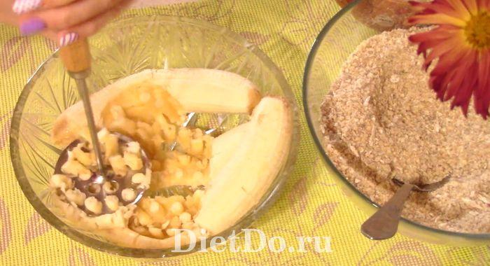 пп конфеты из хлебцев рецепт