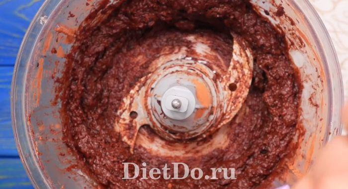 диетические конфеты трюфель рецепт