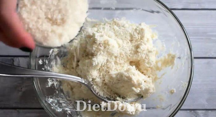 конфеты рафаэлло диетический рецепт
