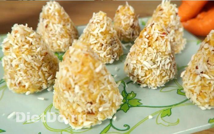 конфеты из кокосовой стружки в домашних условиях