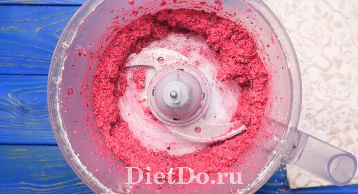 пп конфеты из овсянки и ягод