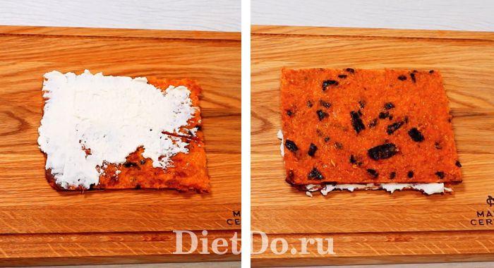 морковный торт пп рецепт с фото пошагово с фото