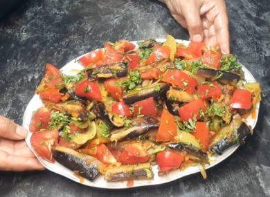 Миниатюра к статье Как приготовить баклажаны по-армянски — 3 лучших рецепта быстро и вкусно