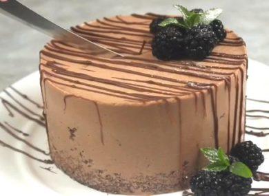 пп торт суфле рецепт