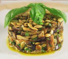 салат из баклажанов вкуснотища на каждый день